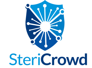 SteriCrowd - High volume hand sanitiser - Logo
